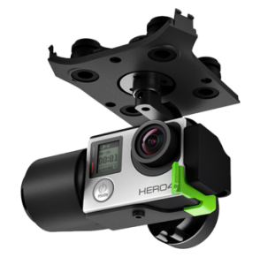 3DR 3 Axis Stabilized Gymbal